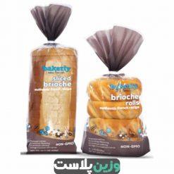 پاکت های بسته بندی نان