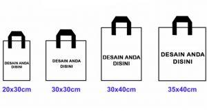 سایز نایلون دسته بندی | ابعاد نایلون دسته بندی | سایز نایلون و نایلکس دسته بندی | ساز پلاستیک دسته دار