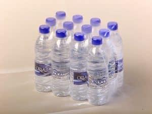 وکیوم بسته آب معدنی