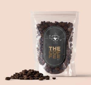 بسته بندی قهوه، پاکت بسته بندی قهوه، پاکت قهوه، پاکت ایستاده قهوه