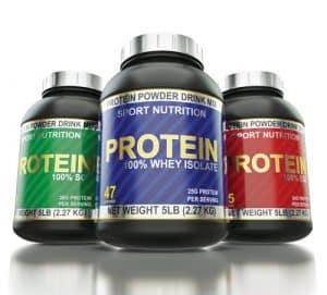 مکمل ورزشی پروتئین