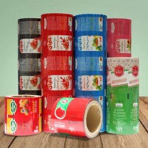 لفاف بسته بندی مواد غذایی