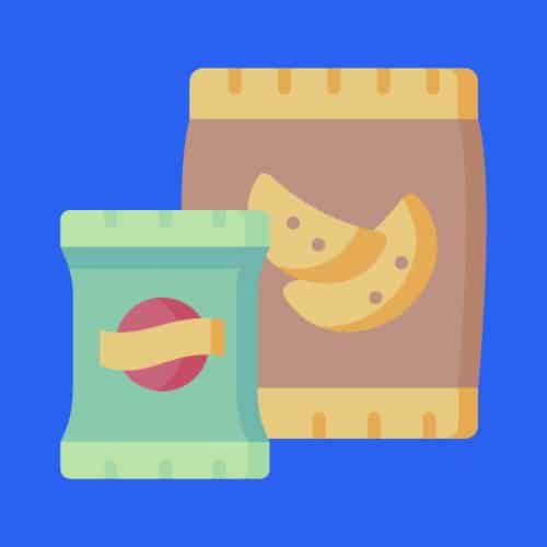 بسته بندی غذایی