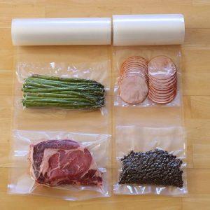 وکیوم مواد غذایی