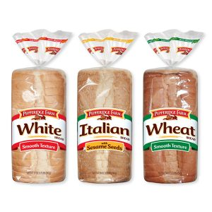 بسته بندی نایلونی نان