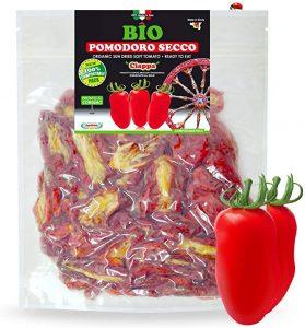 گوجه خشک وکیوم