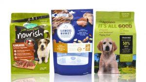 پاکت غذای حیوانات